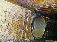 Дезинфекция вытяжных вентиляционных систем