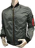 Мужской бомбер, куртка бомбер осенняя мужская