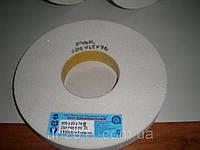 Круг шлифовальный ПП 200х25х76 25А (Белый), фото 1