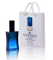 Мини парфюм Givenchy Blue Label pour Homme в подарочной упаковке 50 ml