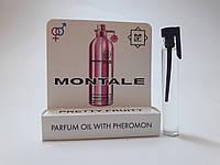 Масляные духи с феромонами Montale Pretty Fruity 5 ml, купить, цена, отзывы, интернет-магазин