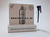 Масляные духи с феромонами Montale Chocolate Greedy 5 ml, купить, цена, отзывы, интернет-магазин