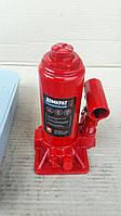 Домкрат гидравлический бутылка 4 т в чемодане ДК