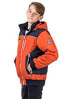 Демисезонная куртка для мальчиков   БМВ Моторспорт