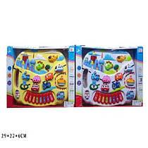 Музыкальнаяразвивающая игрушка пианинона батарейках 6007В