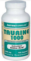 Jarrow Formulas Таурин Taurine 1,000 mg 100 caps