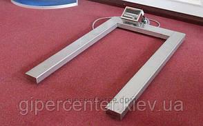 Весы паллетные 4BDU-П (1260х840мм) НПВ: 600кг ЭЛИТ, фото 2