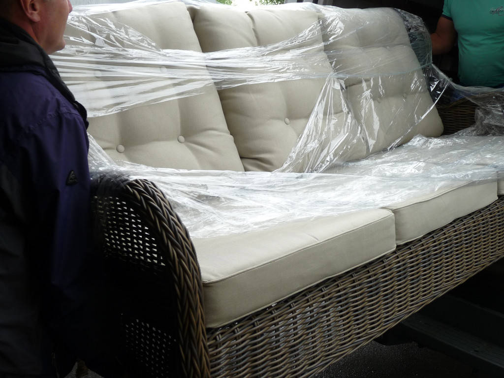 Набор Bilbao диван+кресла+стол