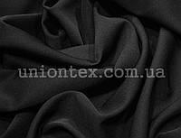 Ткань мадонна черная