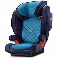 Автокресло RECARO Monza Nova 2 Xenon Blue (6150.21504.66)