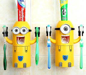 Дозатор зубной пасты Миньон 045