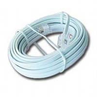 Телефонный кабель, TC6P4C-5M, 5 м
