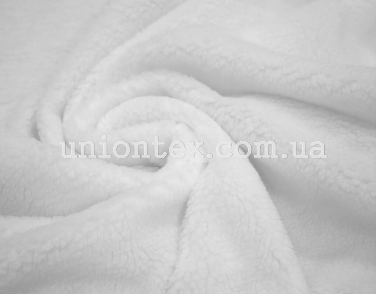 Мех искусственный овчина белая - Оптово-розничный магазин тканей и швейной  фурнитуры Юнионтекс. в be4ac13965d