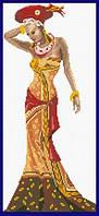 Рисование камнями (23 х 52 см) 'Африканка' LASKO