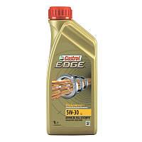 Моторное масло Castrol EDGE 5W-30 LL 1л