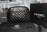 Сумка женская Chanel натуральная кожа