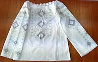 ШВД-05. Пошита дитяча блузка