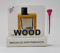 Масляные духи с феромонами DSQUARED2 HE WOOD 5 ml, купить, цена, отзывы, интернет-магазин