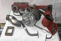 Комплект установки турбины на двигатель Д-240, Установка турбины на МТЗ, Переоборудование под турбину Д-240
