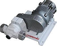 BAG 800 - Насос для перекачки бензина, керосина, дт, 220 Вольт 100-150 л/мин
