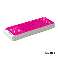 Салфетки NN-04A - для удаления смолы, воска при депиляции (размер: 190 мм * 65 мм, в уп. 50 шт)