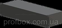 Корпус металевий Rack 2U, модель MB-2150S (Ш483(432) Г152 В88) чорний, RAL9005(Black textured)