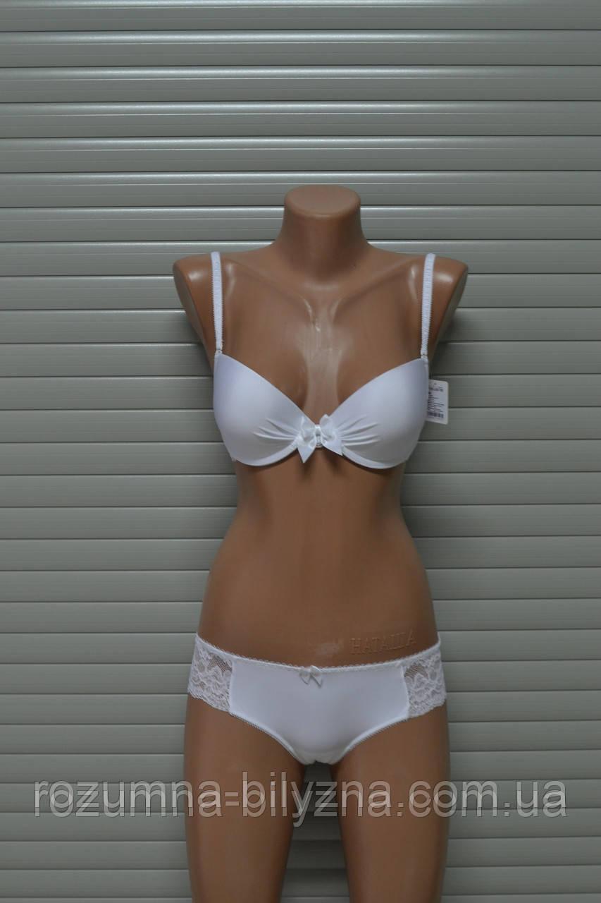 9d269217291a6 Комплект женского нижнего белья белого цвета: Lusi 1121/14 и Oasis 2207/14