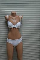 Комплект женского нижнего белья белый: Lusi 1121/14 и Divine 2201/14, фото 1