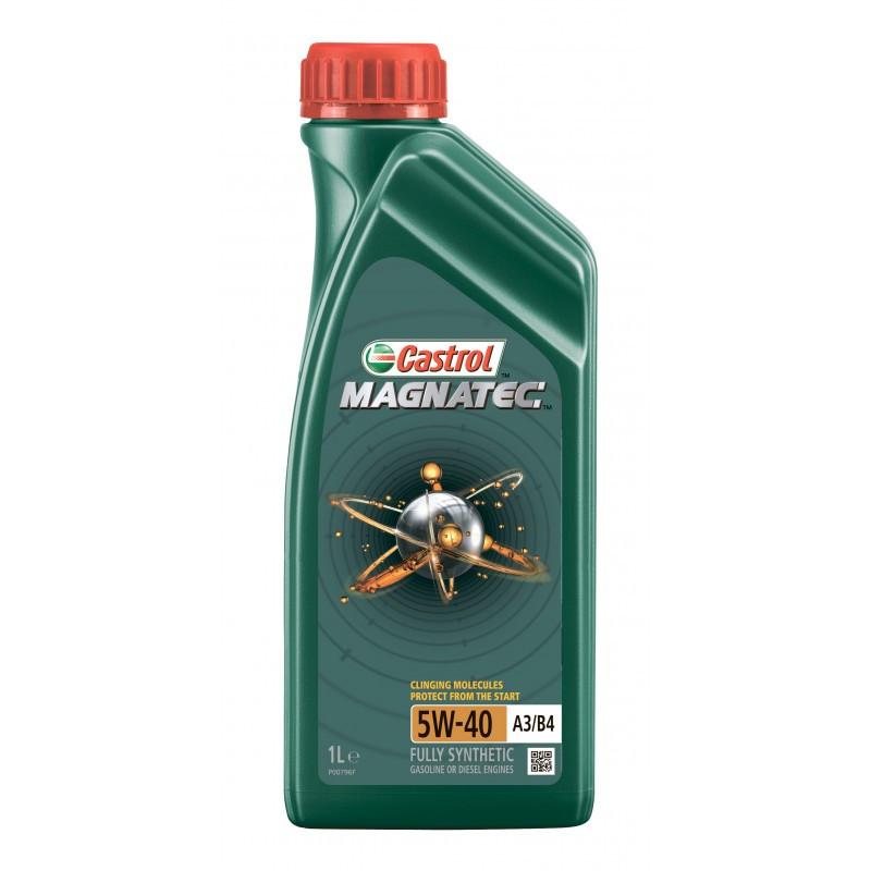 Моторное масло Castrol Magnatec 5W-40 1л