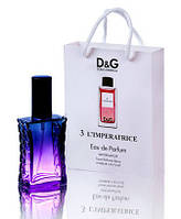 Мини парфюм Dolce & Gabbana L Imperatrice 3 в подарочной упаковке 50 ml ( Дольче габанна Императрица 3 ), купить, цена, отзывы, интернет-магазин