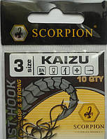 Крючки Scorpion KAIZU