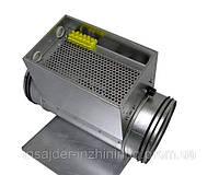 Чистка электрокалорифера приточной вентсистемы. Киевская область