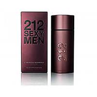 Мужская туалетная вода Carolina Herrera 212 Sexy Men EDT 100 ml