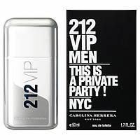 Мужская туалетная вода Carolina Herrera 212 VIP Men EDT 100 ml