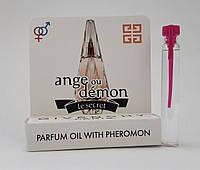 Масляные духи с феромонами Givenchy Ange ou Demon Le Secret 5 ml, купить, цена, отзывы, интернет-магазин