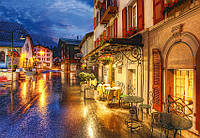 Фотообои *Вечерняя улочка* 144х207