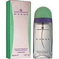 Женская туалетная вода Sergio Tacchini OZone Woman EDT 50 ml