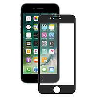 Защитное стекло matte Apple iPhone 7 Plus black