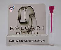 Масляные духи с феромонами Bvlgari Omnia Crystalline 5 ml
