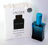 Мини парфюм Lalique Encre Noire в подарочной упаковке 50 ml, купить, цена, отзывы, интернет-магазин