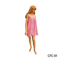 Пеньюар косметический CFC-01 на резинке, купить, цена, отзывы, интернет-магазин