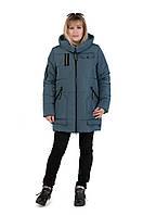 Зимняя куртка прямого покроя с капюшоном MINNESOTA Разные цвета