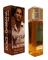 Dolce Gabbana The One pour Homme edt - Crystal Tube 50ml