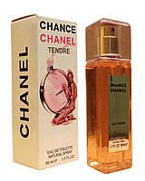 Женская туалетная вода Chanel Chance Eau Tendre edt - Crystal Tube 50ml