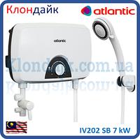 Проточный электрический водонагреватель Atlantic Ivory IV202 SB 7 кВт