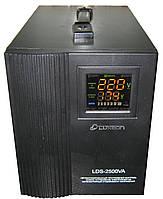 Стабилизатор напряжения Luxeon LDS-2500VA (1500Вт) Servo
