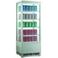 Шкаф холодильный настольный Frosty RT98L-1D белый
