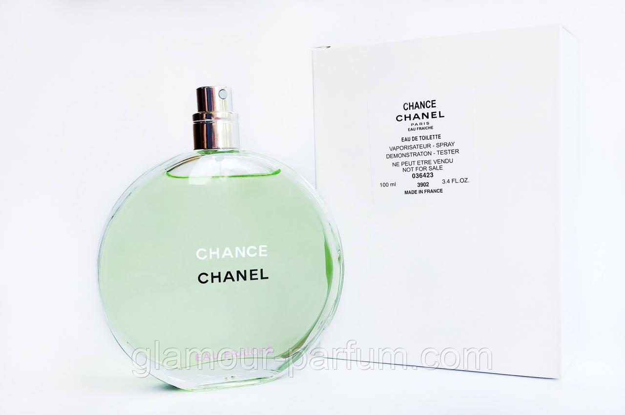 Купить Chanel Chance Eau Fraiche (Шанель Шанс Еу Фреш) тестер b47fb399742ea