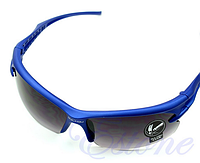 Мужские Солнцезащитные очки спортивные (серо-синие), Очки для спорта