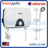 Проточный электрический водонагреватель Atlantic Ivory IV202 7 кВт